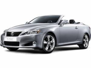 Lexus IS C (GSE2)