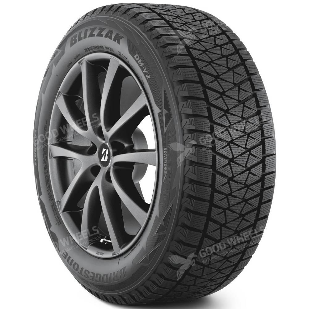 «имн¤¤ шина Bridgestone Blizzak DM-V2 265/65 R17 112R - фото 3