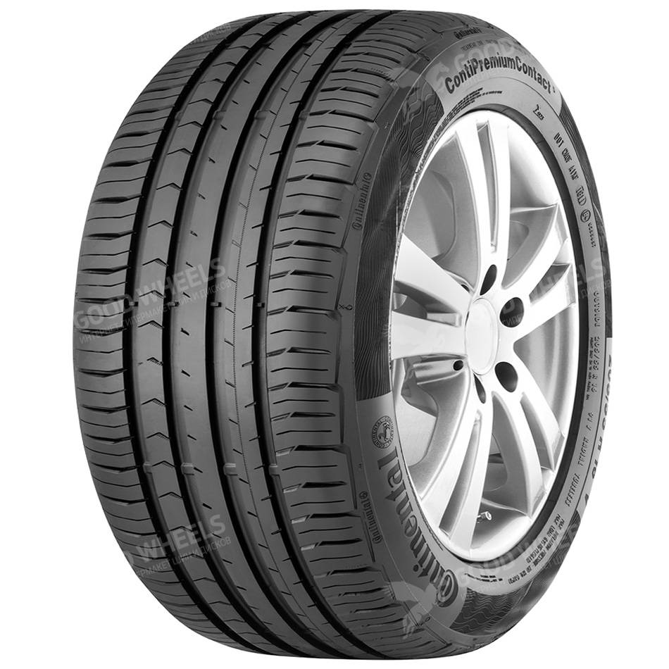 Continental ContiPremiumContact 5 215/60 R16 95V  RunFlat