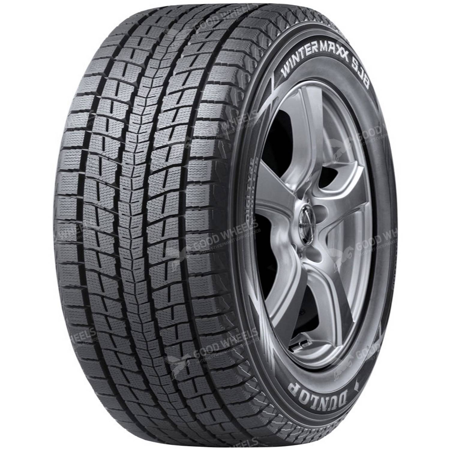 Dunlop Winter Maxx SJ8 275/50 R20 109R