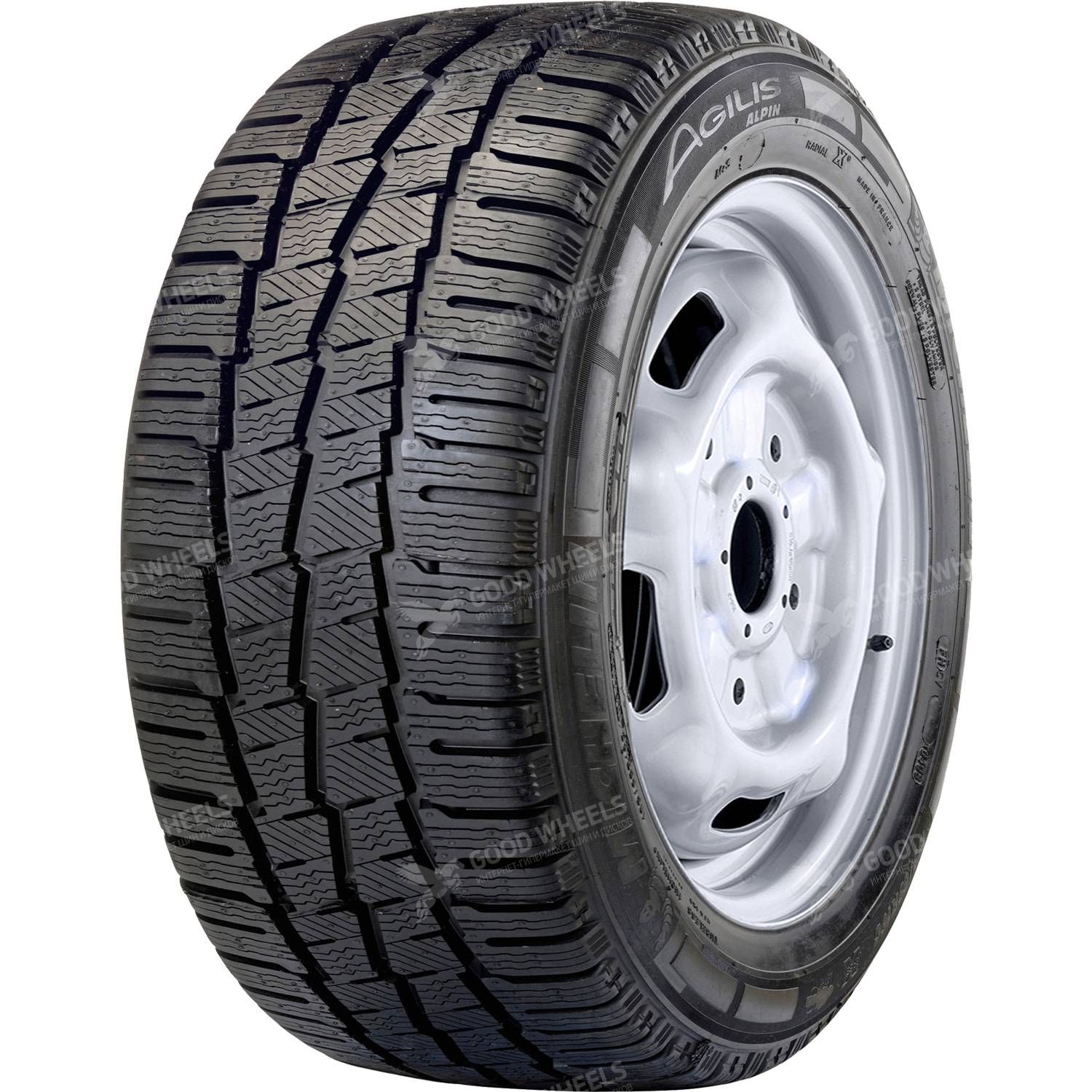 Michelin Agilis Alpin 215/70 R15 109/107R