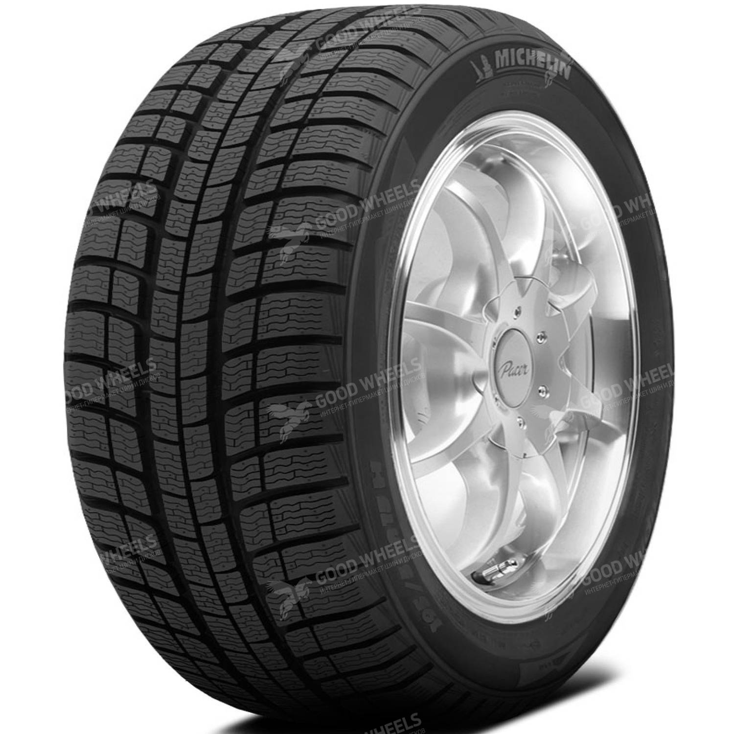 Michelin Pilot Alpin 2 (PA2) 245/45 R18 100V