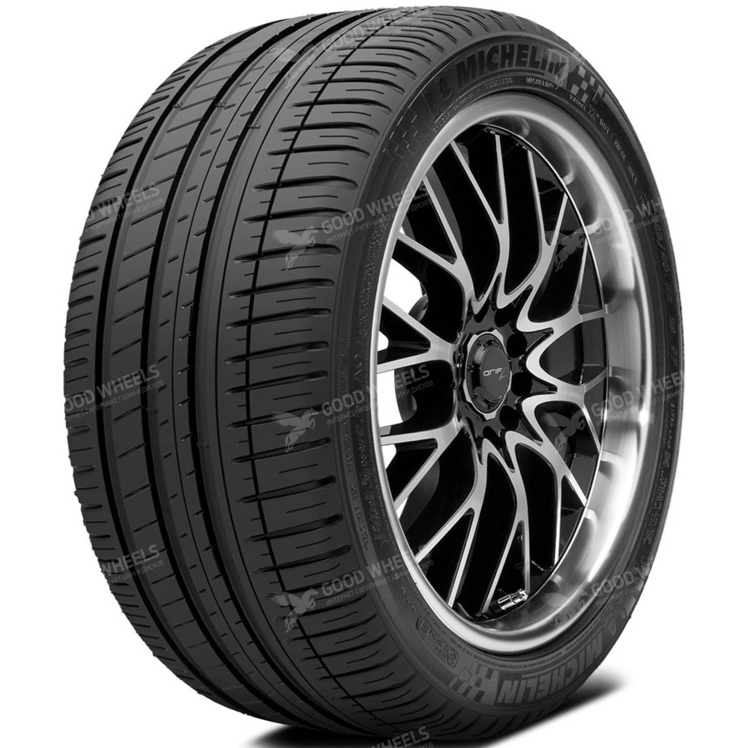 Michelin Pilot Sport 3 (PS3) 255/35 R19 96Y