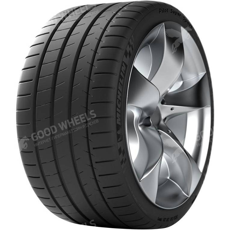 Michelin Pilot Super Sport 255/40 R19 100Y XL