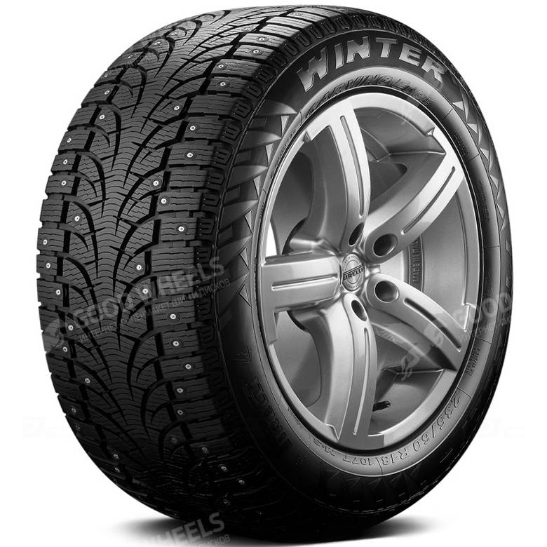Pirelli Winter Carving Edge 245/45 R19 102T  RunFlat